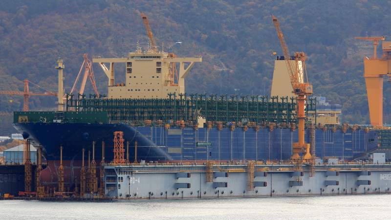 HMM set to take delivery of world's largest box ship