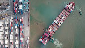 Container volume at major Chinese ports increased in mid-June