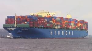 HMM's fleet of box ships increases, other top ocean carriers cut capacity