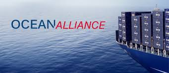 Ocean Alliance new service connects North China and Europe